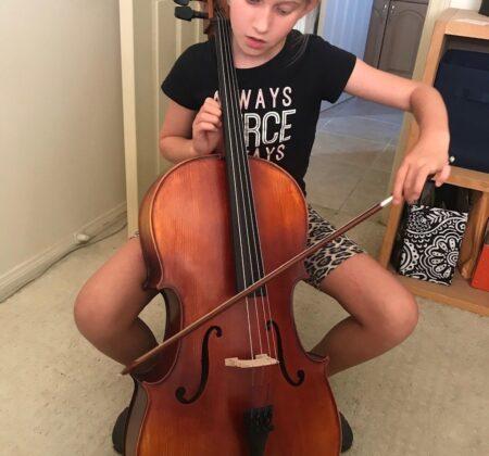 Cello Landyn Lorenz
